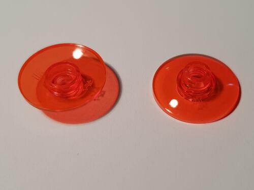 Radar #BC05 LEGO® 5 x 4740 Schüssel 2 x 2 rund transparent neon orange 3006347