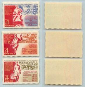 La-Russie-URSS-1970-SC-3774-3776-neuf-sans-charniere-f5583