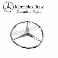 Mercedes W202 Genuine Star Emblem Trunk Lid Emblem 202 758 03 58 on sale