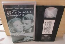 The Farmers Daughter (VHS, 1947) Loretta Young