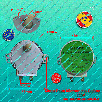 Synchronous motor 30VAC 3W 49TYZ microwave Motor microondas 30VAC