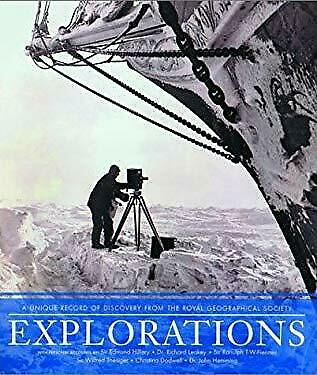 Royal Geographical Society Illustrated : A Unique Record of Exploratio-ExLibrary