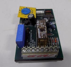 BEPE ELEKTRONIK P-SID CIRCUIT BOARD 100-D5B