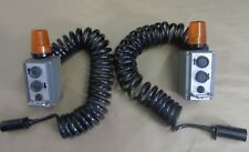 Lot Gantry Crane Hoist Pendant Control Switches Heavy Duty Up Down Side To Side