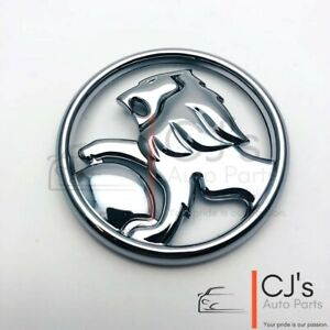 Holden-Lion-Chrome-Front-Bonnet-Badge-Fits-VT-VU-VX-Commodore-SS-S-Pac-Sedan-Ute