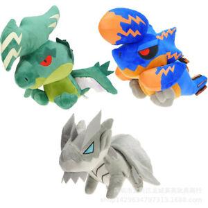 Monster-Hunter-Brachydios-amp-Kushala-Daora-Plush-Doll-Stuffed-Animal-Toys-Gift
