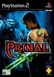 Primal PS2 GIOCO USATO  ITALIANO
