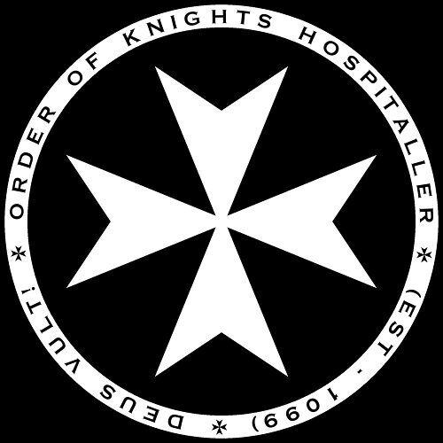 Knights Hospitaller Seal Shirt V1