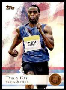 2012-TOPPS-OLYMPICS-COPPER-TYSON-GAY-TRACK-amp-FIELD-10-PARALLEL