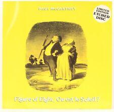 Figure Of Eight  Paul McCartney Vinyl Record