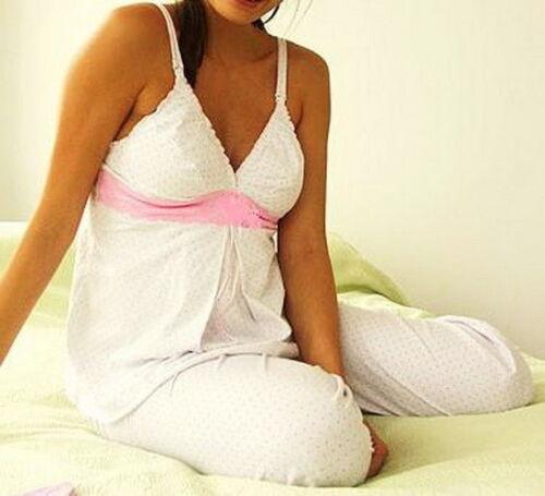 Umstandsschlafanzug Stillschlafanzug  pd      36 38 40 42             NEU