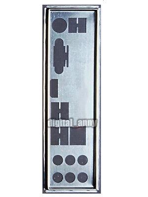 I//O Shield For ASRock Z77 Pro3 /& ZH77 Pro3 /& Z75 Pro3 motherboard Backplate IO