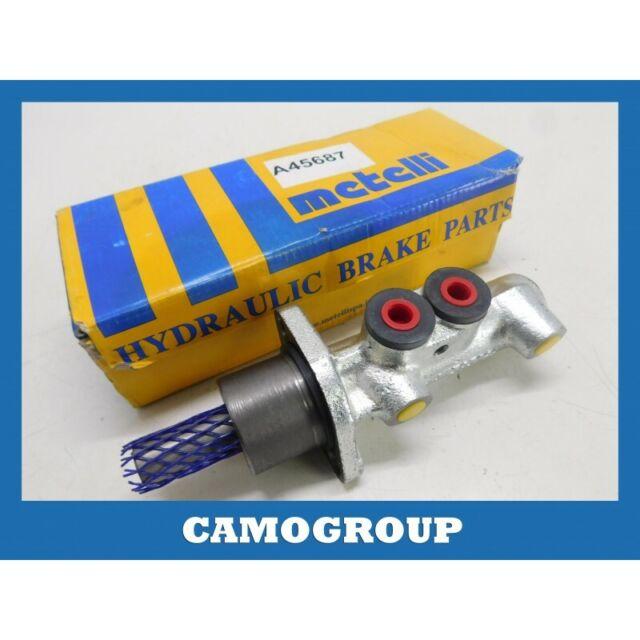 Pompe Frein Brake Master Cylinder Metelli Fiat Doblo 1.2 à partir de 2002 050354