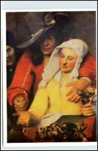 Kuenstlerkarte-Kuenstler-Jan-Vermeer-Van-Delt-Olgemaelde