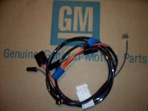 details about clock wiring harness 67 chevy camaro pontiac firebird 1967 ss super sport rs ss Chevy VIN Identification