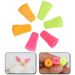 50 Packs Rubber Point Protectors Stoppers DIY Sewing Knitting Accessories