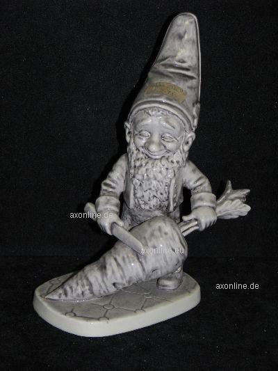 +# A001443_07 Goebel Archiv Zwerg Dwarf Co-boy Mit Möhre Mit Well501 Plombe Moderater Preis