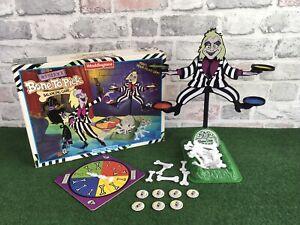 1990-BEETLEJUICE-Bone-to-Pick-Balancing-Game-by-Waddingtons-INCOMPLETE