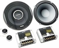 Infinity Reference 6500cx 6-1/2 (165mm) Two-way Car Audio Component