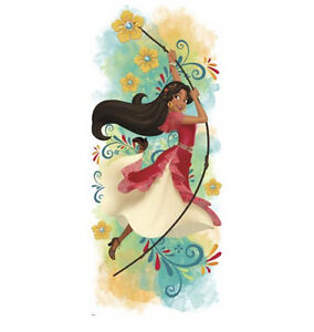Disney Princess Elena Of Avalor Wall Sticker Mural 1 Decal