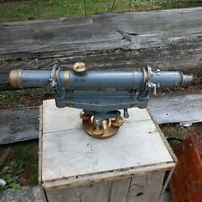 T Cooke And Sons London York Brass Transit Level Theodolite