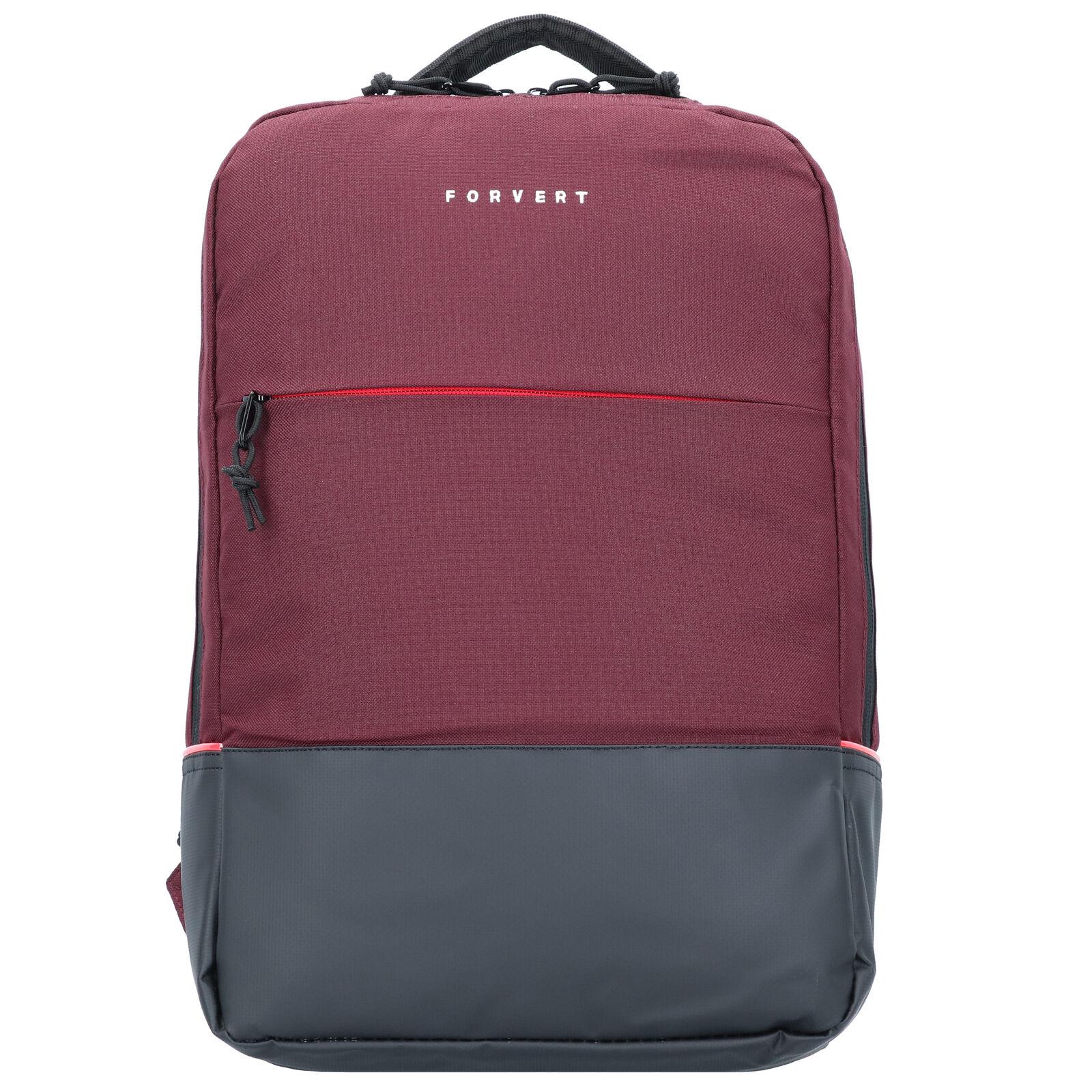 ForGrün Lance Rucksack Backpack Sport 42 cm Laptopfach (plum)