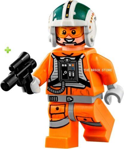 GIFT LEGO STAR WARS PRINTED LEGS WEDGE ANTILLES FIGURE NEW 75268-2020