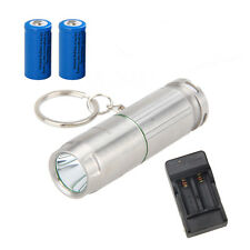 1800Lm Brightly Trustfire CREE XM-L2 LED MINI-05 Flashlight Torch Key Ring Light
