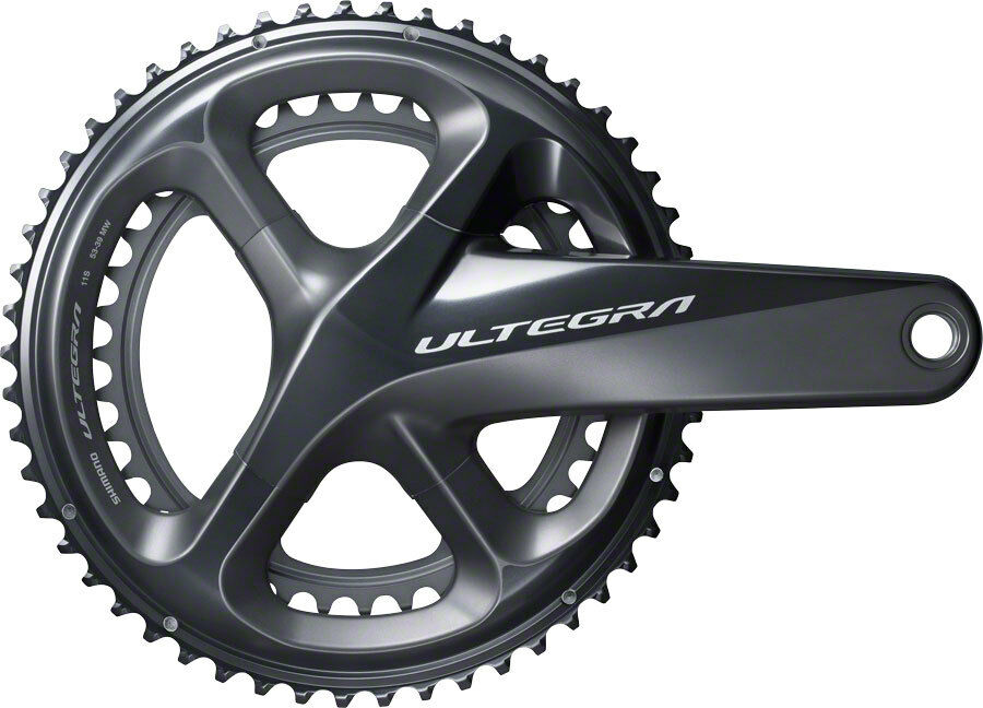 Shimano Ultegra R8000 11 Speed Road Bike Crankset FC-R8000 39 53 x 170mm