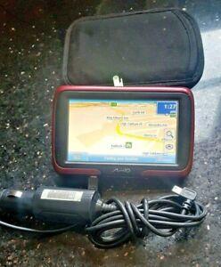 Mio-Moov-M400-UK-amp-Mainland-Europe-Sat-Nav-GPS-Navigation-System-2009-Maps