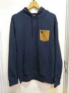 Morgan-Homme-Pullover-Hoodie-Navy-l-Tagged-navy-L-tagged