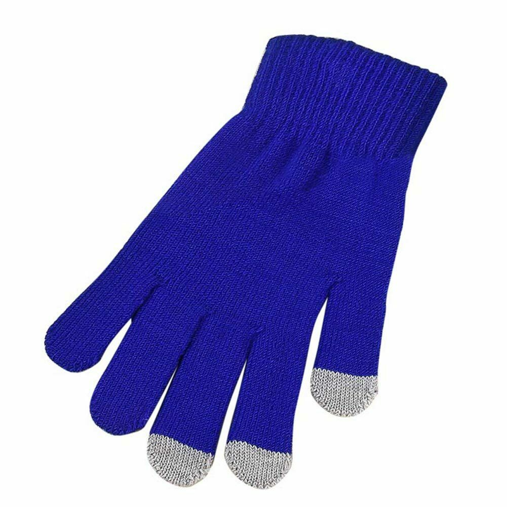 Fashion Capacitive Mobile Phone Smartphone TouchscreenGloves Knit Warm Mittens