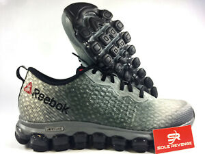 quality design 78494 84142 Image is loading 10-NEW-Reebok-ZJET-THUNDER-Running-Shoes-Steel-