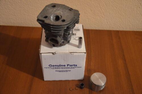 Original Husqvarna 45 mm Zylinder Kolben Husqvarna 353 no 5372531-04