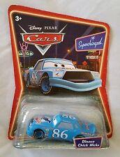 Disney Pixar Cars DINOCO CHICK HICKS Series 2 (Supercharged) 1:55 Diecast OS