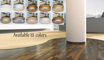 Flexible Flooring Profile Transition