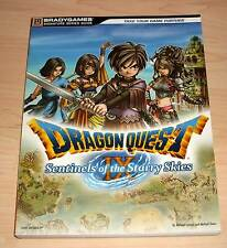 Dragon Quest IX 9 - Sentinels of the Starry Skies - Bradygames Guide ( Lösung )