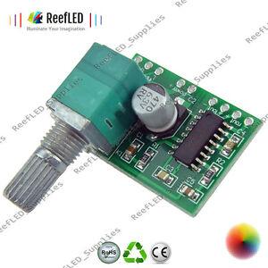 PAM8403-DC-5V-2-CH-USB-Puissance-Mini-Audio-Amplificateur-PLANCHE-3wx2-volume