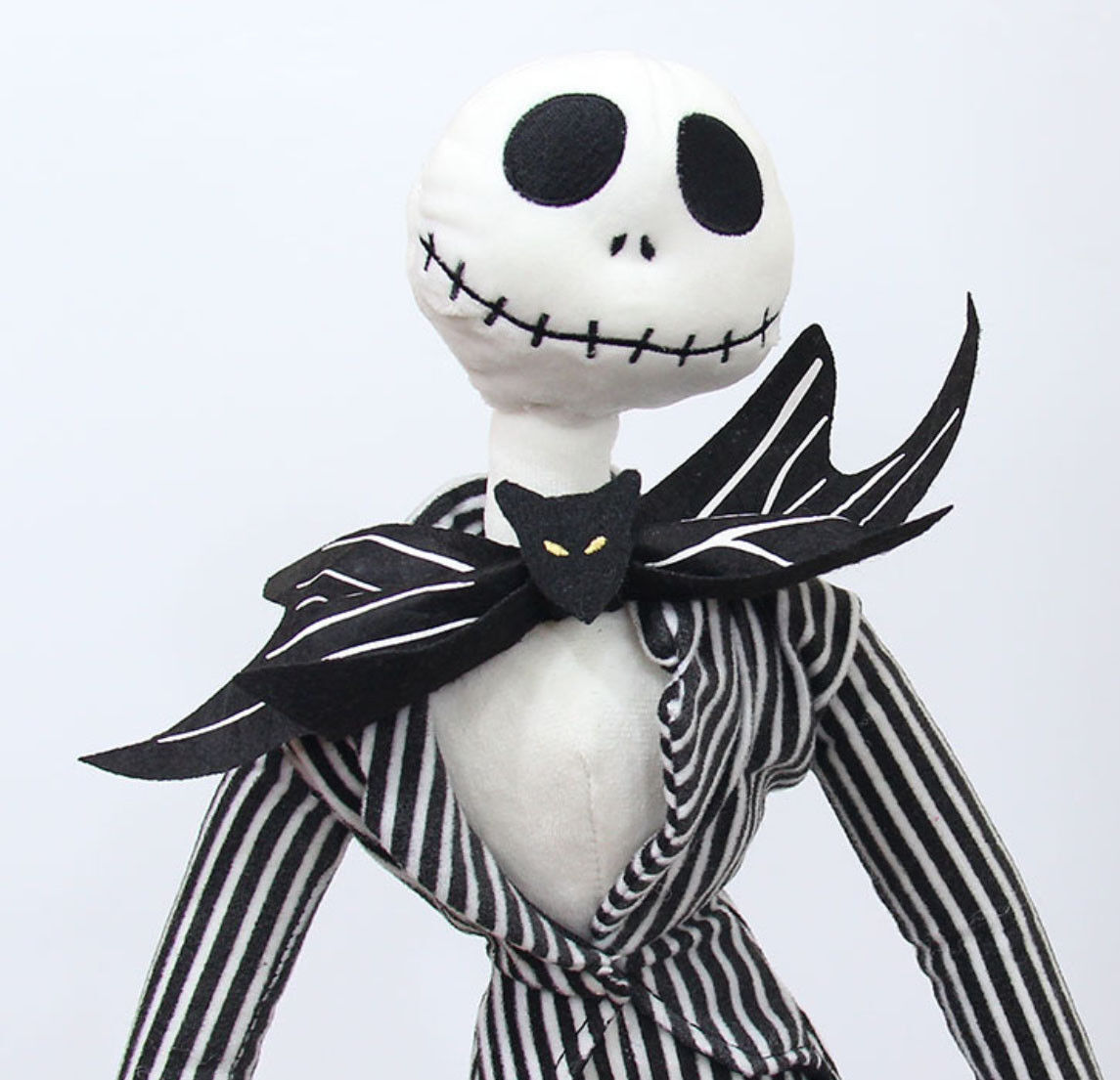 "Nightmare Before Christmas Jack Skellington 20 /"" Poupée Peluche Figurine Jouet"