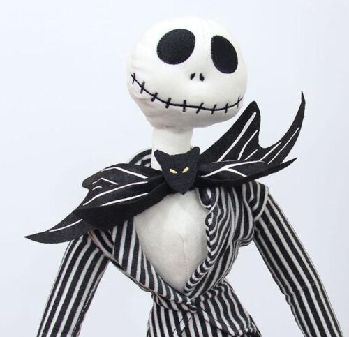 50cm le cauchemar avant Noël cadeau de Noël de poupée Jack Skellington jouet