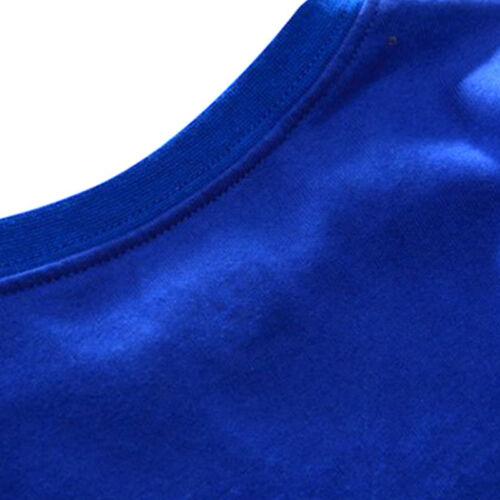 2Pcs Kids Boys Captain America Sleepwear Homewear Pyjamas Pj/'s Matching Set 1-8Y