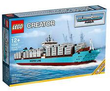 LEGO 10241 Creator  Maersk Line Triple-E set EEE Brand New Sealed