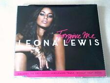 LEONA LEWIS - FORGIVE ME - UK CD SINGLE