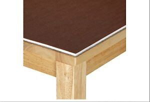 Table Shield Per Meter Table Protector Beige Colourway RRP £20