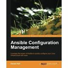 Ansible Configuration Management by Daniel Hall (Paperback, 2013)