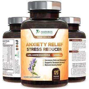 Pastillas naturales para el estres y la ansiedad