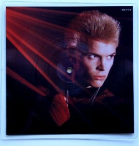 Ex-Ex-Billy-Idol-Rebel-Yell-Shaped-Vinyl-Picture-Pic-Disc