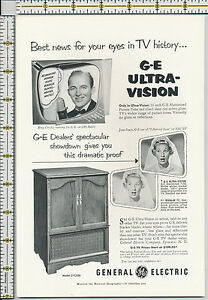 General-Electric-tv-GE-television-Bing-Crosby-1953-magazine-print-ad