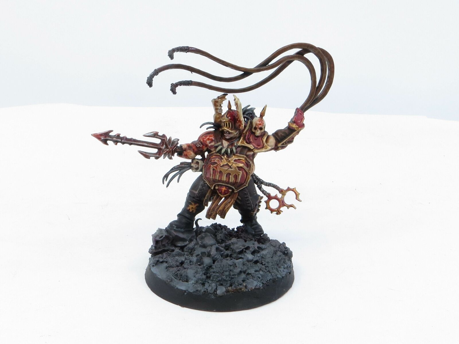 BLOODSTOKER - Well Painted Warhammer Age Of Sigmar Chaos Blades Of Khorne Army