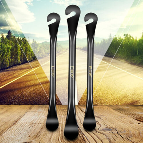 3 Pcs Bicycle Tire Lever Iron Tyre Changing Carbon Steel Levers Repair Tool